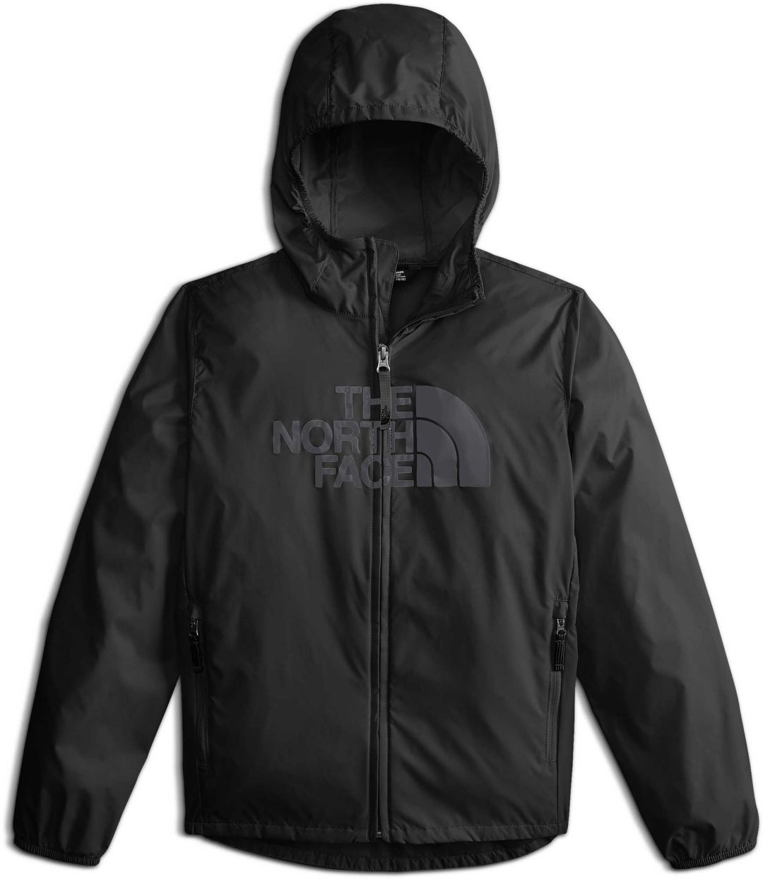 d98aec63a3b The North Face Boy's Flurry Hooded Windbreaker Jacket | DICK'S ...