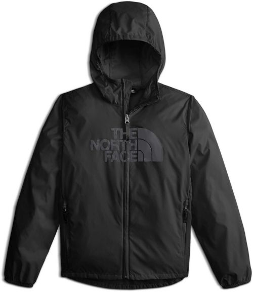 d1e1bec4202b The North Face Boy s Flurry Hooded Windbreaker Jacket