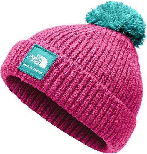 The North Face Infant Baby Box Logo Pom Beanie. noImageFound. 1 388cb4f8f4d