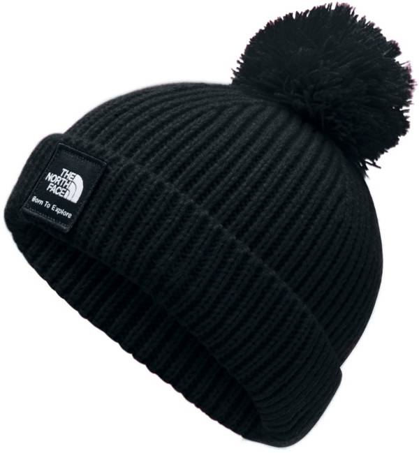 The North Face Infant Baby Box Logo Pom Beanie product image