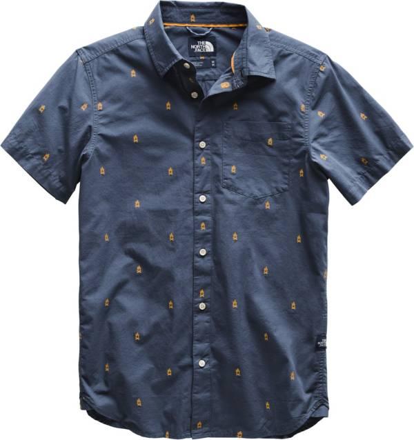 The North Face Men's Baytrail Jaquard Short Sleeve Shirt product image