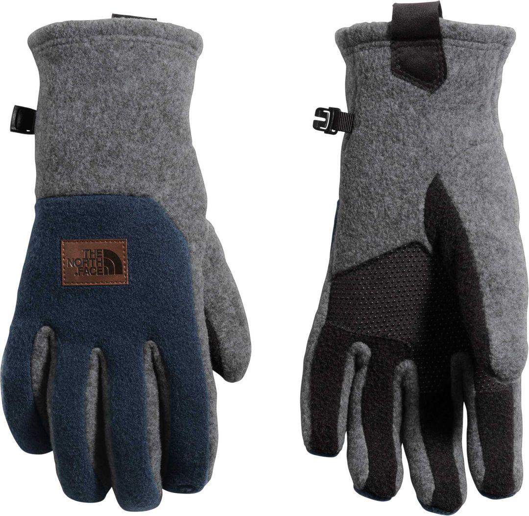 a71b0de84 The North Face Men's Fleece Patch Gloves