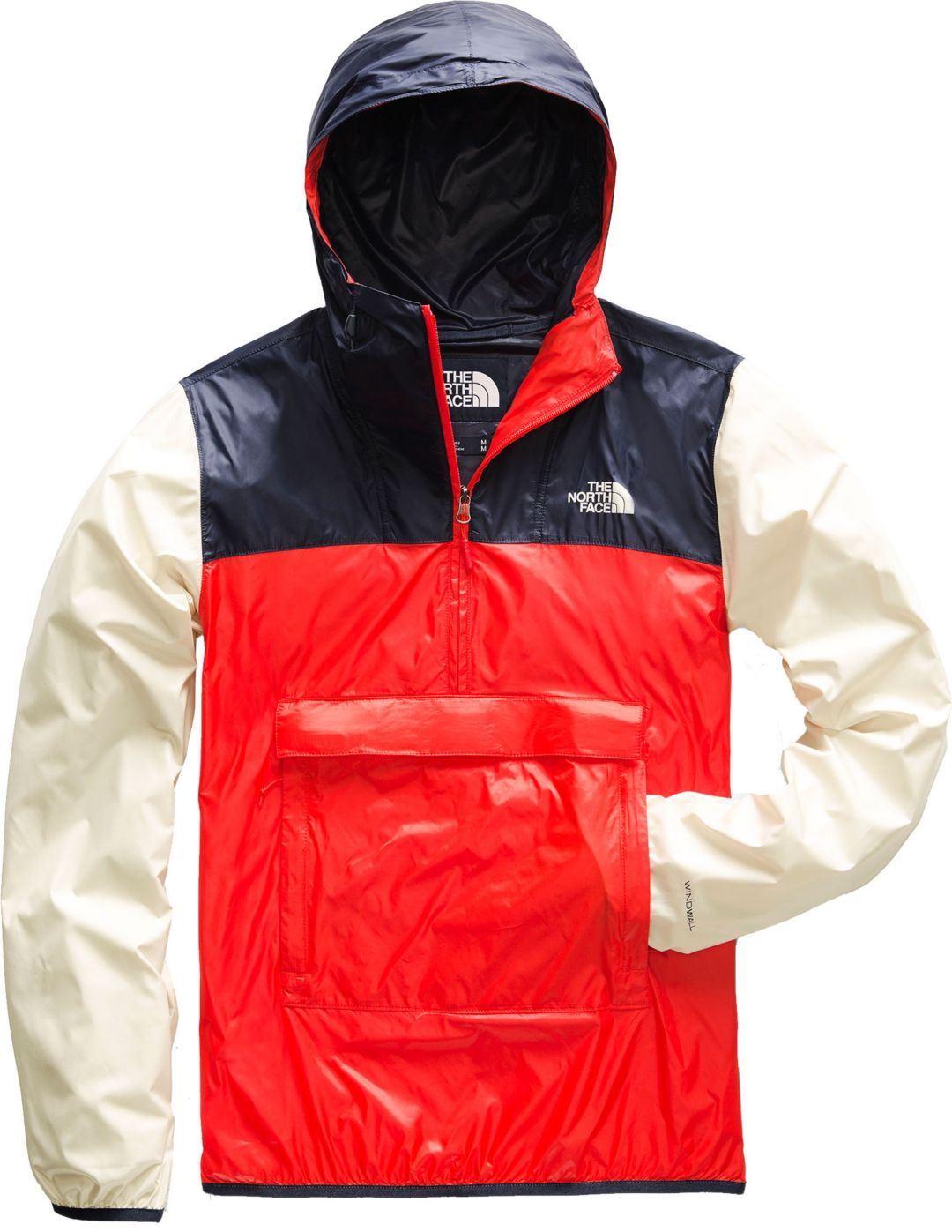 d903849af131a The North Face Men's Fanorak Pullover Jacket. noImageFound. Previous