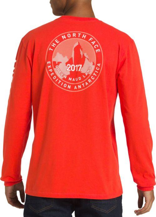 e078e18652a The North Face Men s Antarctica Collectors Heavyweight Long Sleeve Shirt 1