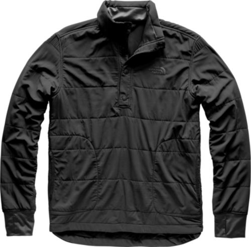 142009124ec The North Face Men s Mountain 1 4 Snap Pullover