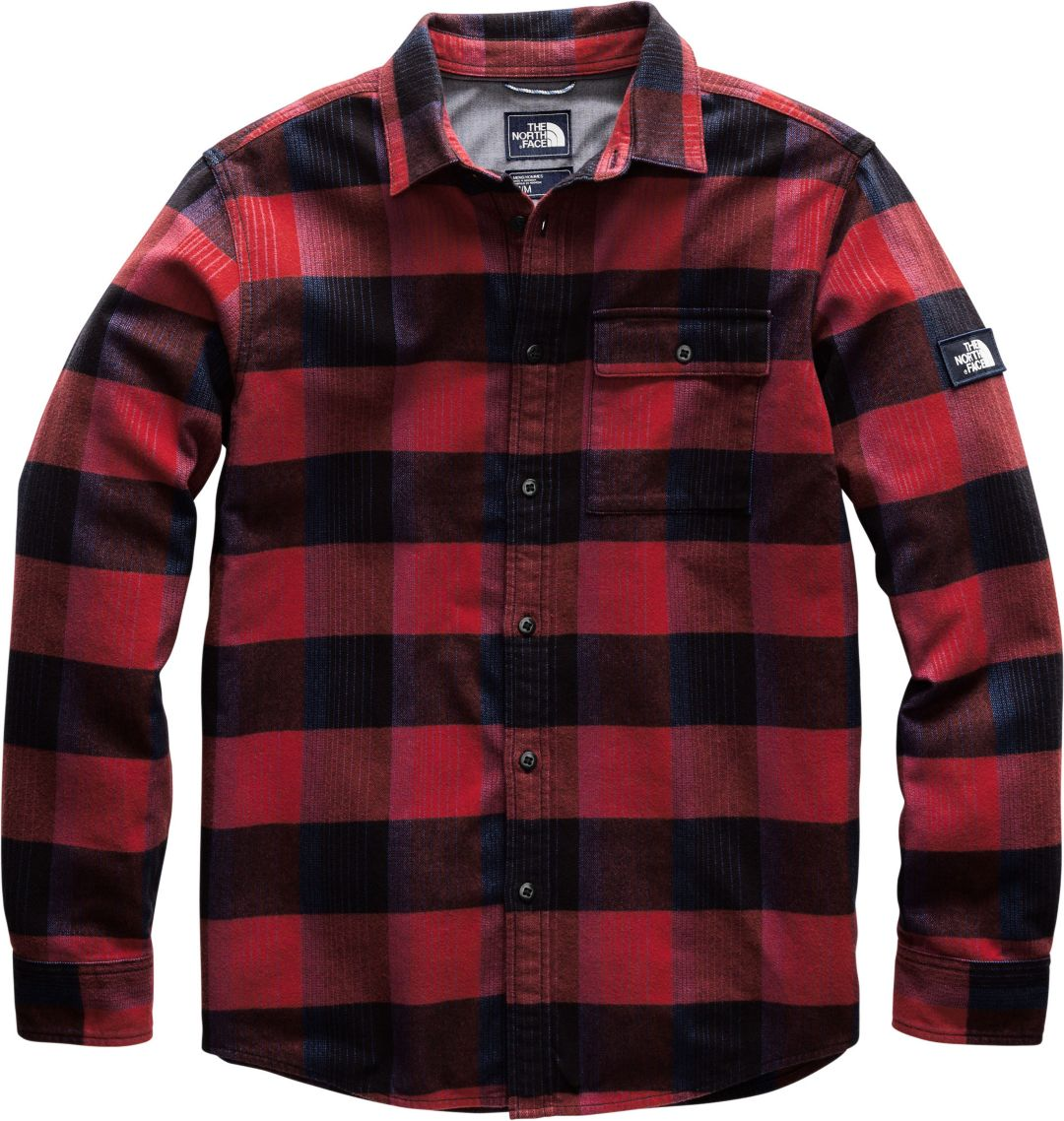 9f49c1164 The North Face Men's Stayside Long Sleeve Shirt