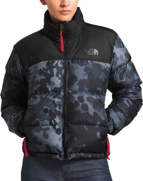 The North Face Women S 1996 Retro Seasonal Nuptse Jacket Dick S