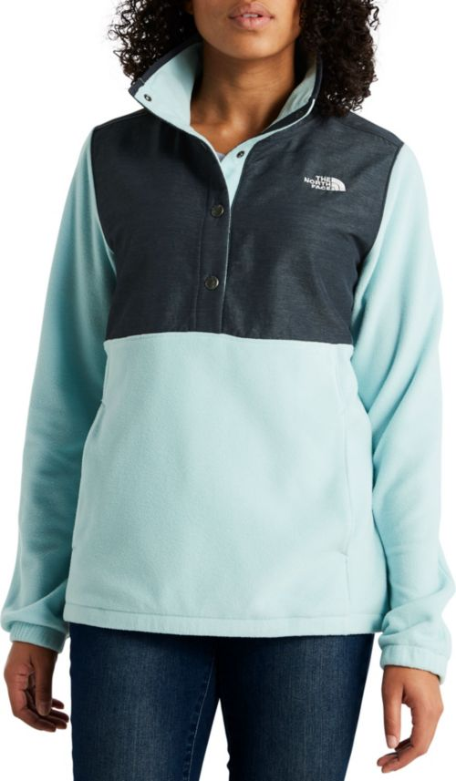 9ae51bedd7 The North Face Women s Snap It Fleece Pullover. noImageFound. Previous