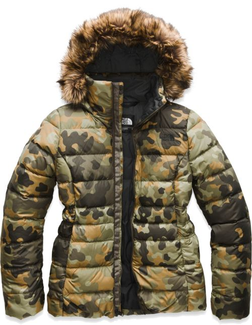 a197e6fcd The North Face Women s Gotham II Jacket