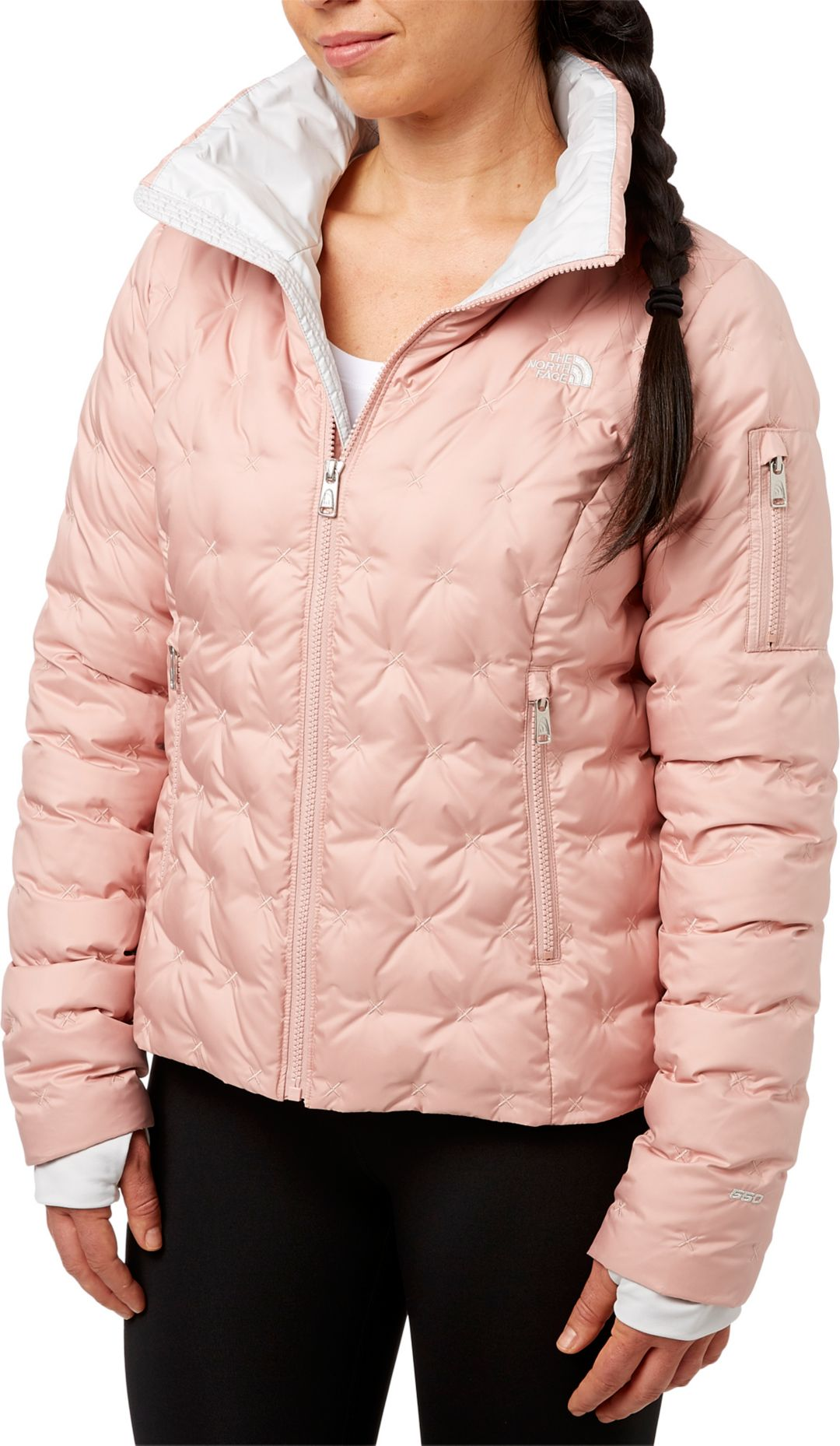a8e338056 The North Face Women's Holladown Crop Jacket