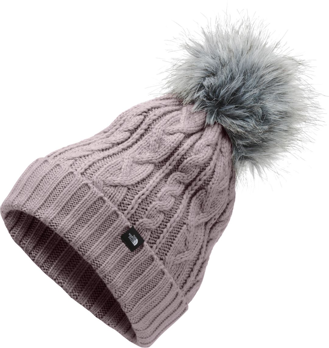 bc8fc651 The North Face Women's Oh-Mega Fur Pom Beanie | DICK'S Sporting Goods