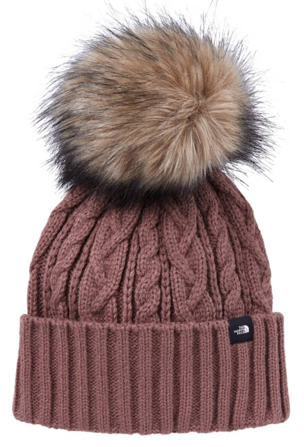The North Face Women's Oh-Mega Fur Pom Beanie product image