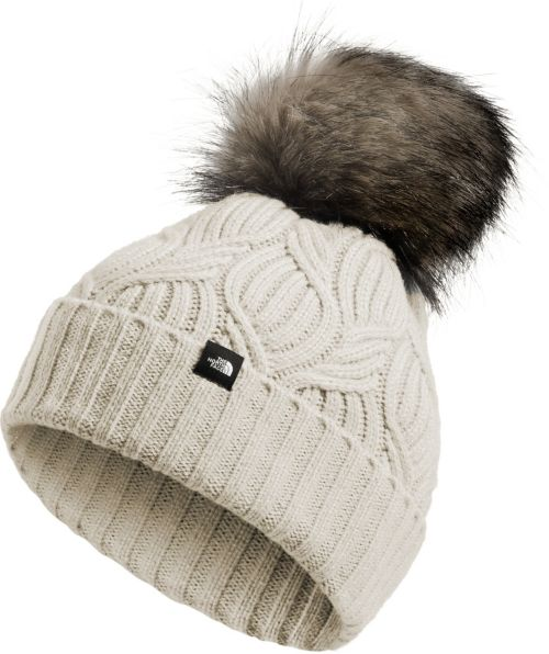 176a1bfd36658 The North Face Women s Oh-Mega Fur Pom Beanie