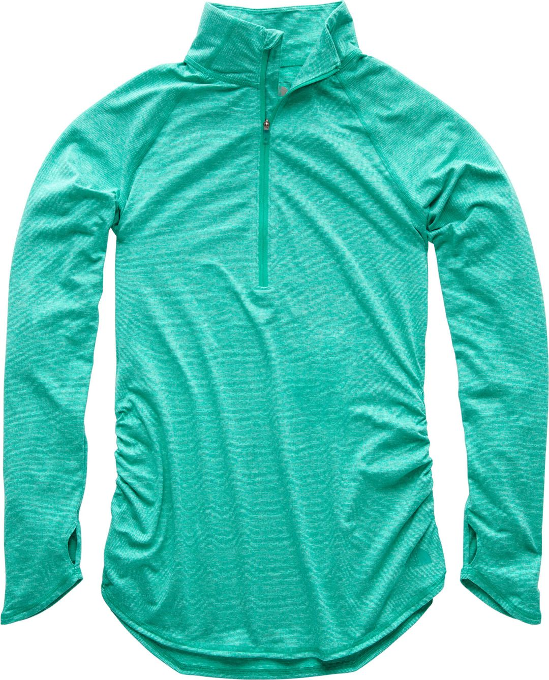 60505b399 The North Face Women's Motivation Stripe Half Zip Pullover