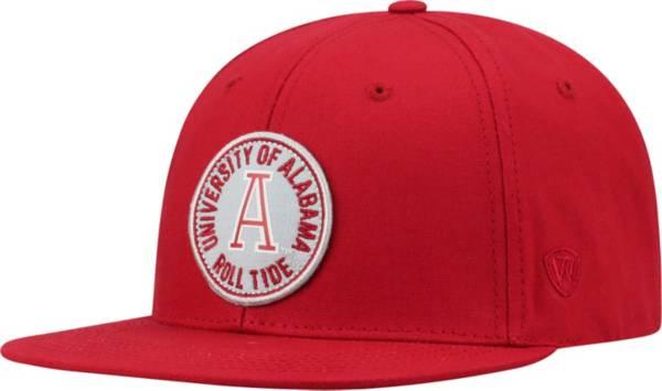 Top of the World Men's Alabama Crimson Tide Crimson Timey Adjustable Hat product image