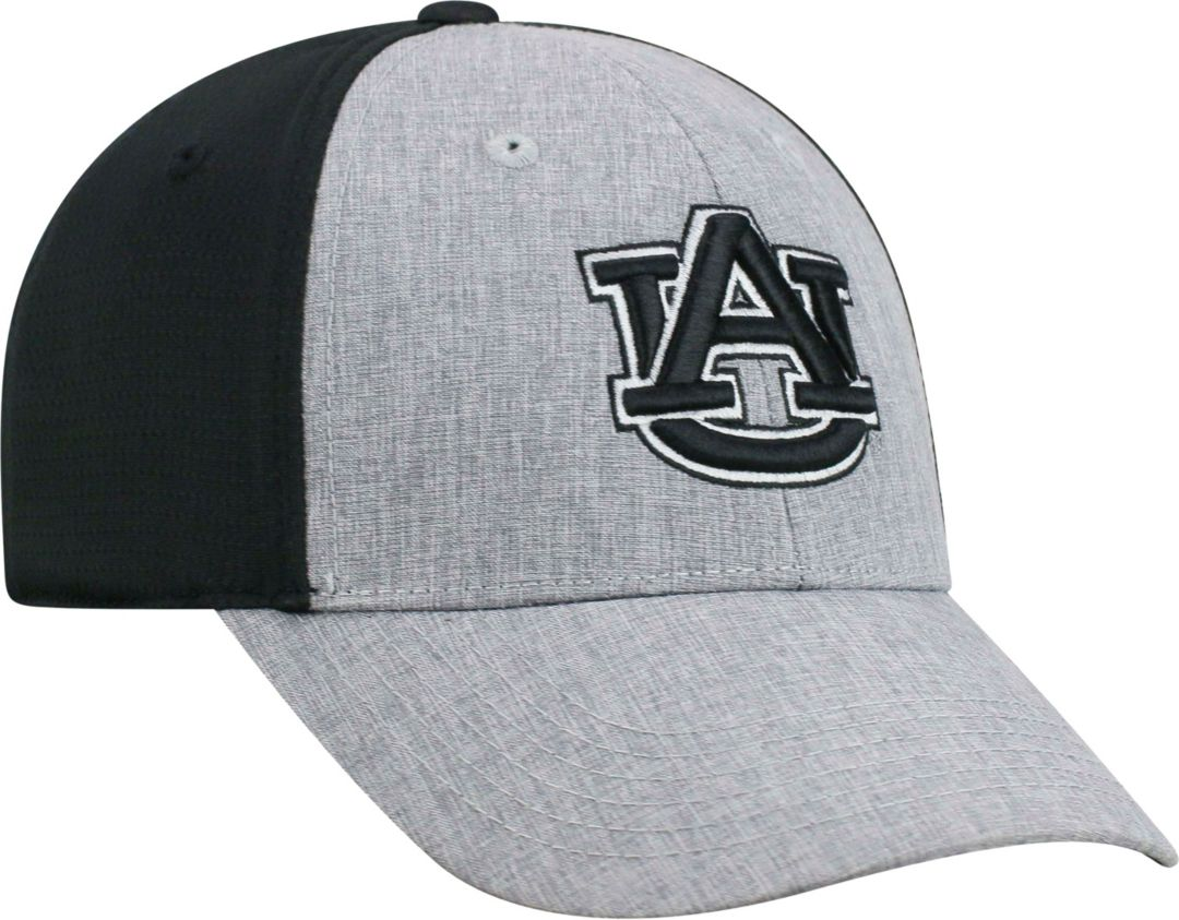 hot sale online f30a1 79943 Top of the World Men s Auburn Tigers Grey Black Faboo 1Fit Hat. noImageFound.  Previous