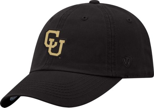 new styles 28f75 7c28a Top of the World Men s Colorado Buffaloes Staple Vintage Patch Black  Adjustable Hat. noImageFound. Previous