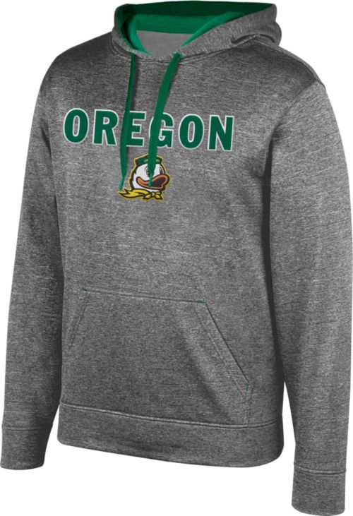 80fd8b2d4 Top of the World Men s Oregon Ducks Grey Foundation Hoodie