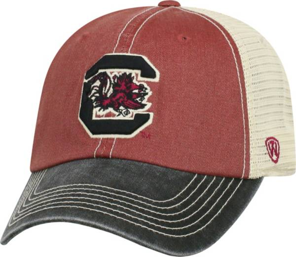 Top of the World Men's South Carolina Gamecocks Garnet Off Road Adjustable Hat product image