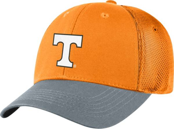 Top of the World Men's Tennessee Volunteers Tennessee Orange Twill Elite Mesh 1Fit Flex Hat product image