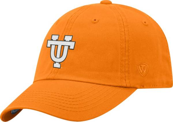 Top of the World Men's Tennessee Volunteers Tennessee Orange Staple Vintage Patch Adjustable Hat product image