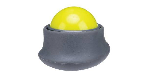 TriggerPoint Handheld Massage Ball Roller product image