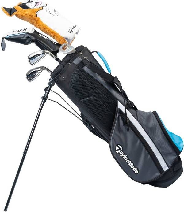 "TaylorMade Rory Junior 8-Piece Complete Set – (Height 42"" – 52"") product image"