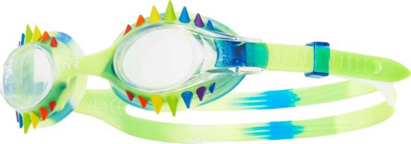 TYR Kids' Swimple Spike Tie Dye Swim Goggles product image