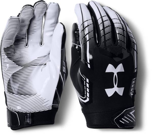 Organizar Chip transferencia de dinero  Under Armour Adult F6 Receiver Gloves | DICK'S Sporting Goods