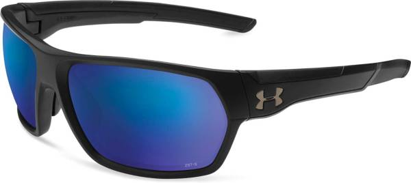 Under Armour Shock Fishing Tuned Offshore Polarized Sunglasses product image