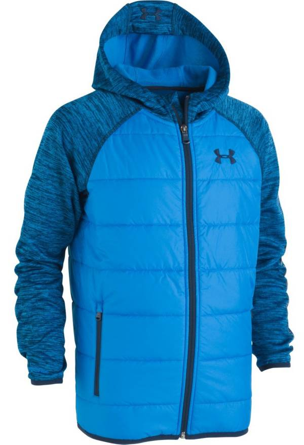 Under Armour Boys' Day Trekker Hooded Jacket product image