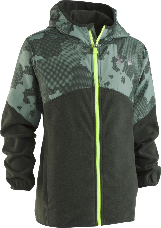 5dfa34504 Under Armour Boys' North Rim Microfleece Jacket | DICK'S Sporting Goods