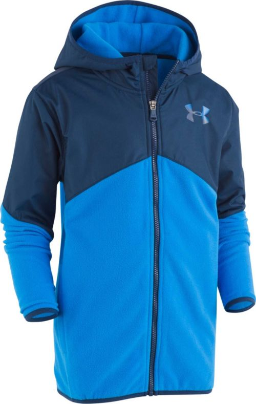 c6ee6345905 Under Armour Boys' North Rim Microfleece Jacket. noImageFound. Previous