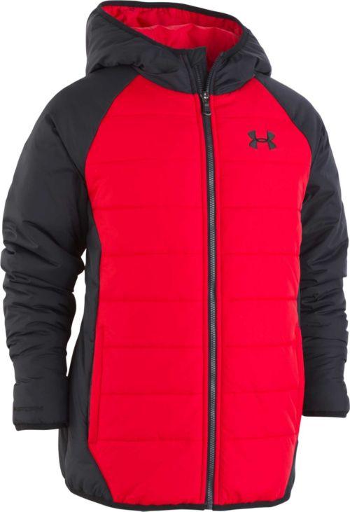 info for 250f4 5b682 Under Armour Boys  Tuckerman Puffer Jacket   DICK S Sporting Goods