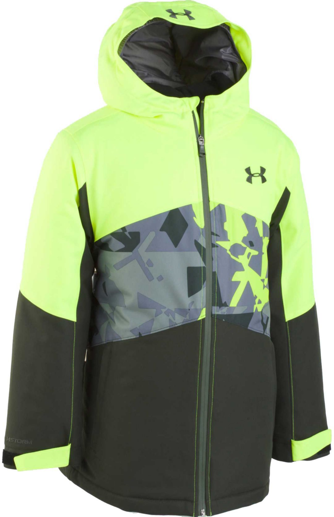 f3b760bb13 Under Armour Boys' Zumatrek Jacket