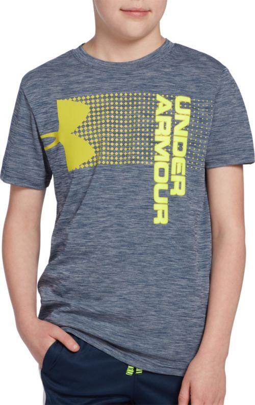 8b985f8b81f3 Under Armour Boys  Crossfade T-Shirt