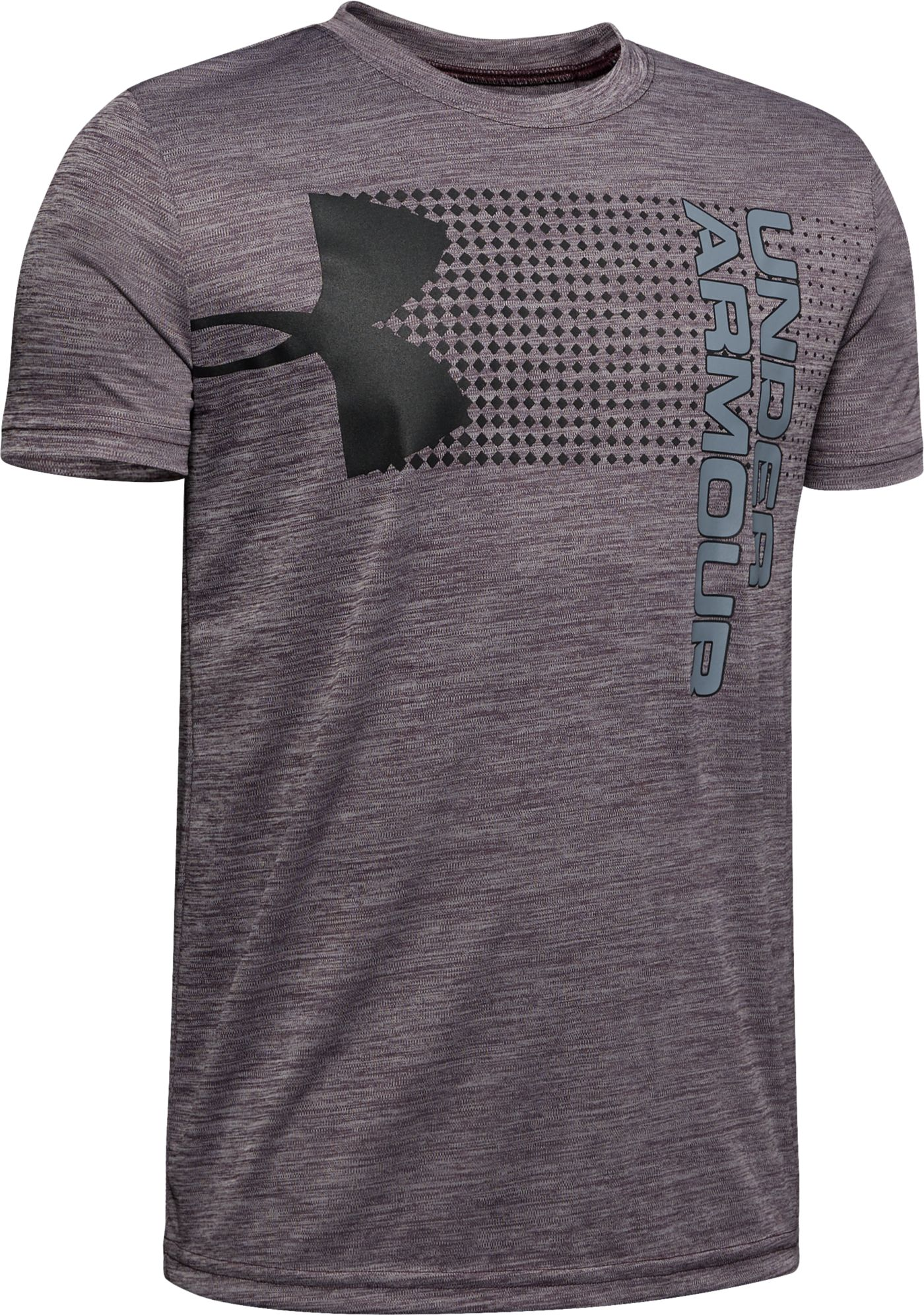 Under Armour Boys' Crossfade T-Shirt 1