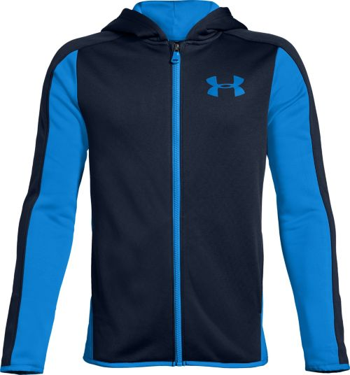 39eb4198d9ad Under Armour Boys  Armour Fleece Full Zip Hoodie. noImageFound. Previous