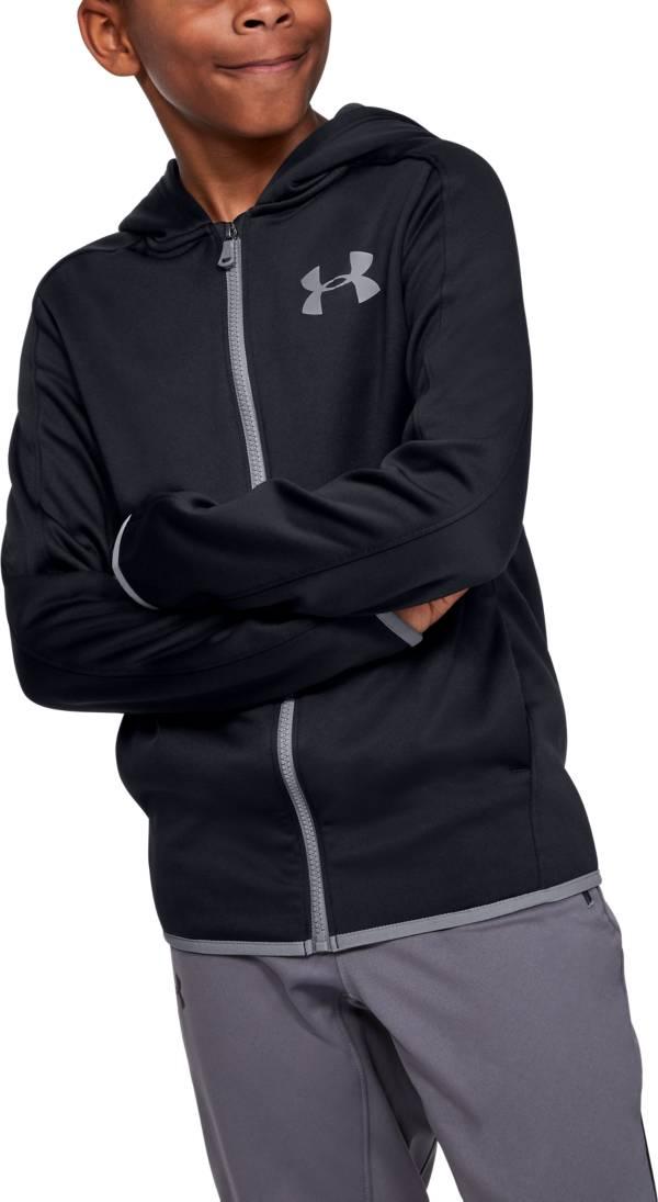 Under Armour Boys' Armour Fleece Full Zip Hoodie product image