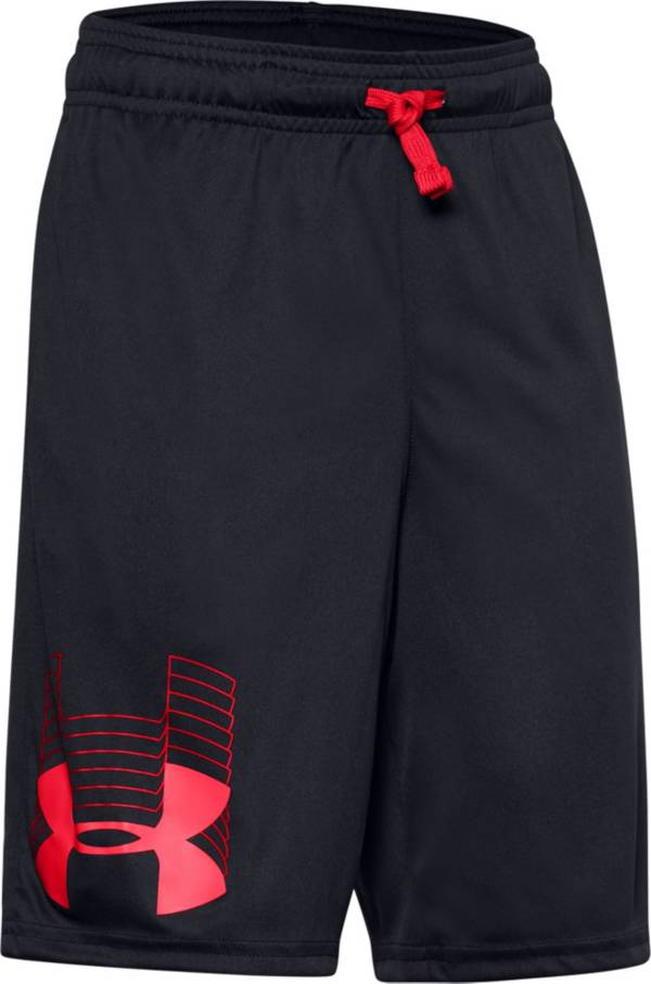 Under Armour Boys' Prototype Logo Shorts product image