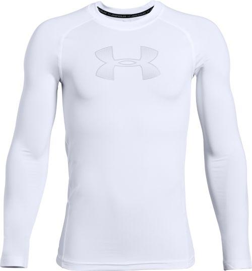 eb30baad Under Armour Boys' HeatGear Armour Long Sleeve Shirt. noImageFound. Previous