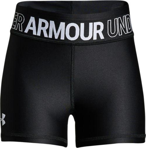 f8911fa9bdc Under Armour Girls  HeatGear Armour Shorty 3   Shorts. noImageFound.  Previous