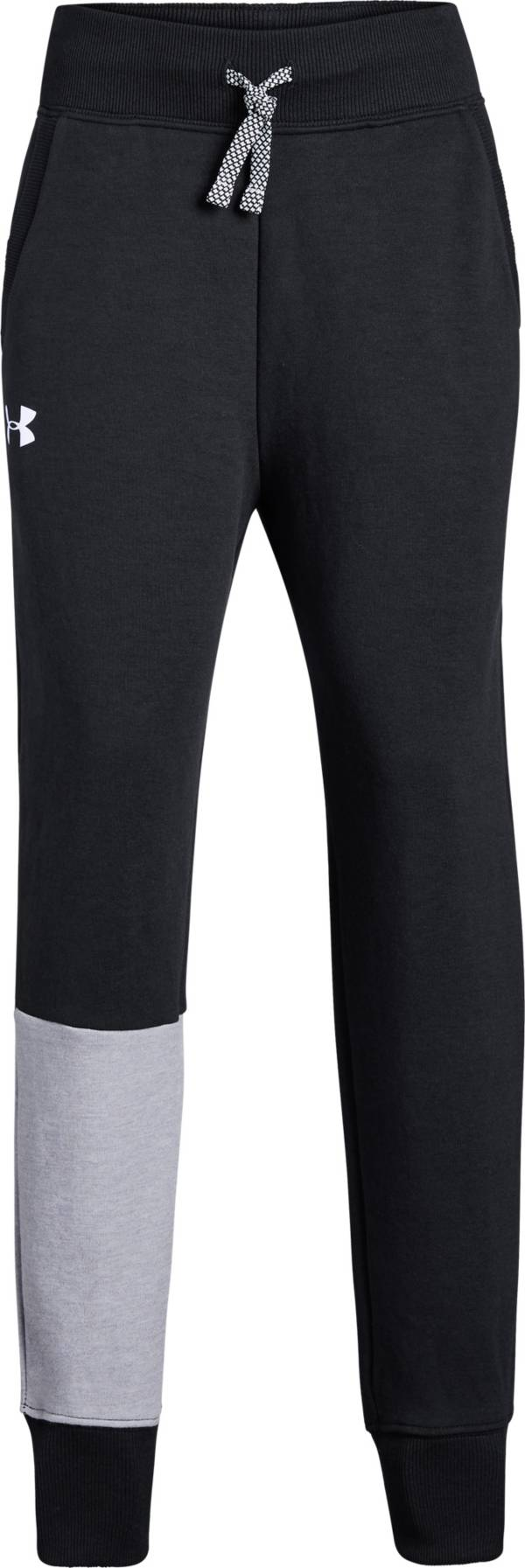 Under Armour Girls' Double Knit Jogger Pants product image