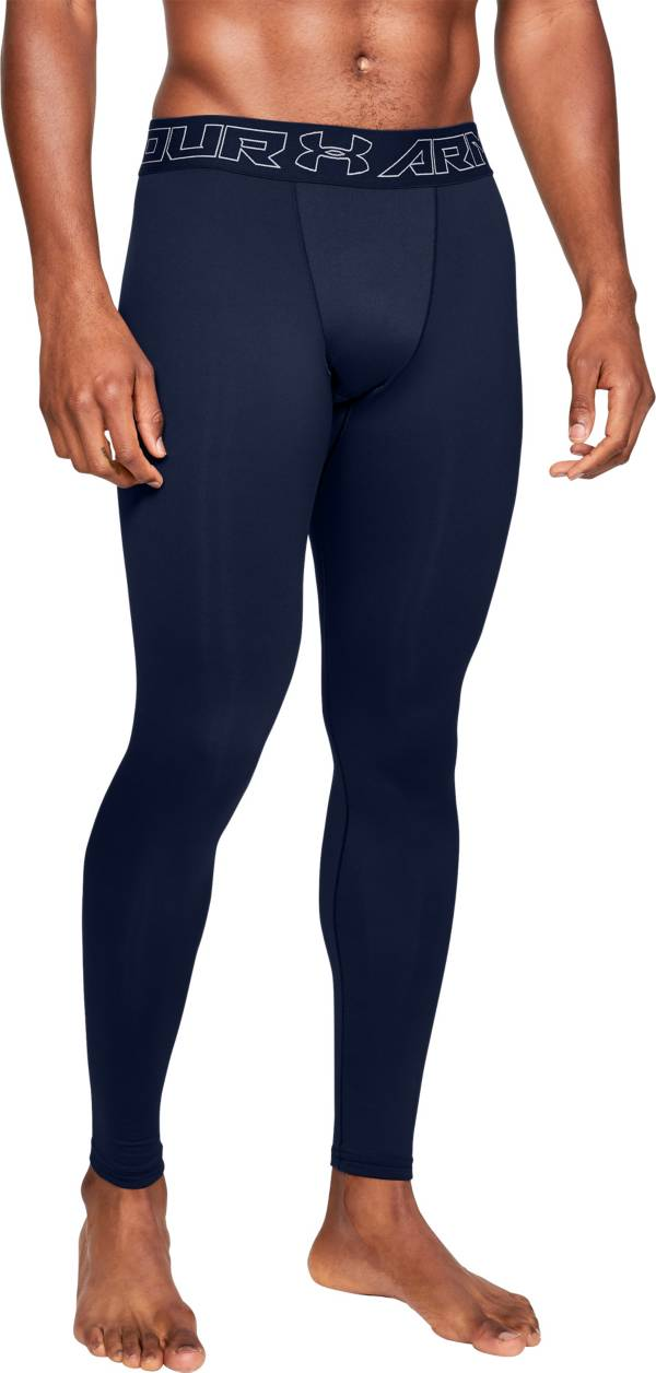 Under Armour Men's ColdGear Compression Leggings (Regular and Big & Tall) product image