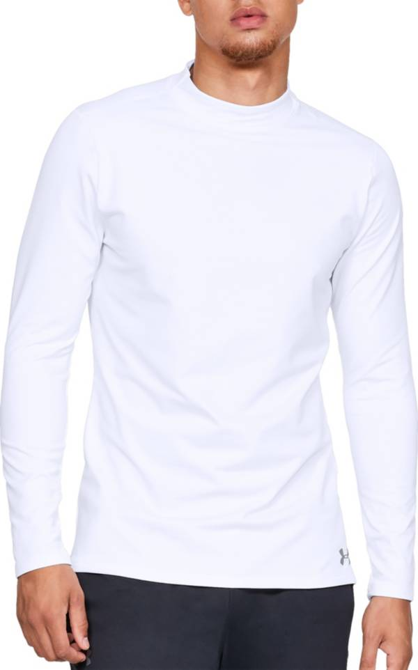 Under Armour Men's ColdGear Armour Mock Neck Long Sleeve Shirt (Regular and Big & Tall) product image