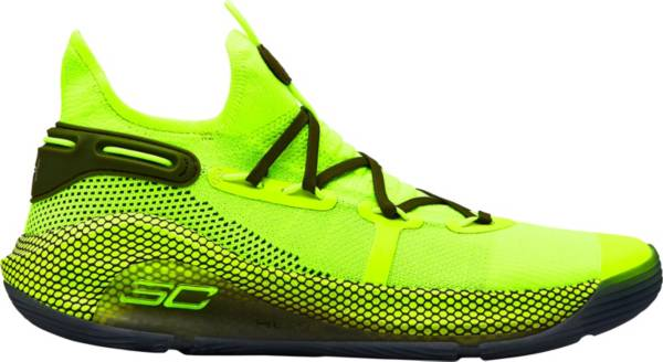 servidor asignación Empuje hacia abajo  Under Armour Curry 6 Basketball Shoes | DICK'S Sporting Goods