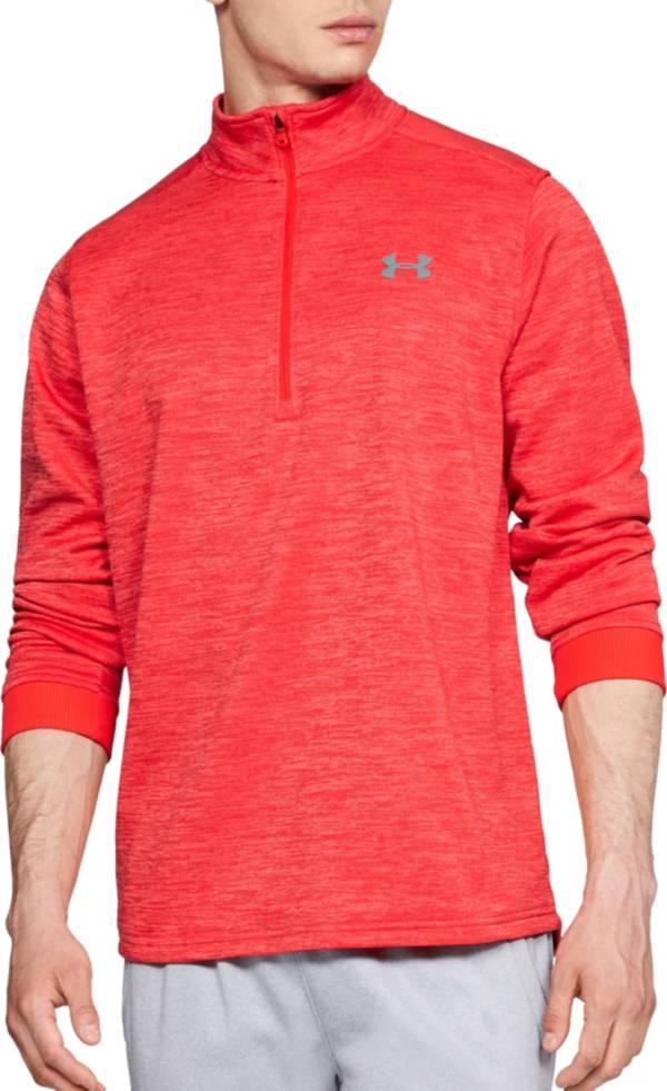 Under Armour Men's Armour Fleece ½ Zip Long Sleeve Shirt (Regular and Big & Tall) product image