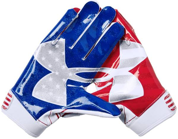Under Armour Adult F6 Limited Edition Football Receiver Gloves product image