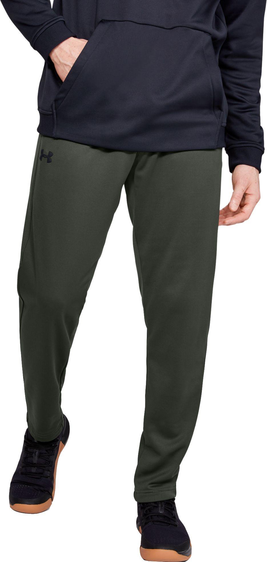 Men/'s Under Armour Cold Gear Storm Loose Fit Sweat Pants Water Resistant