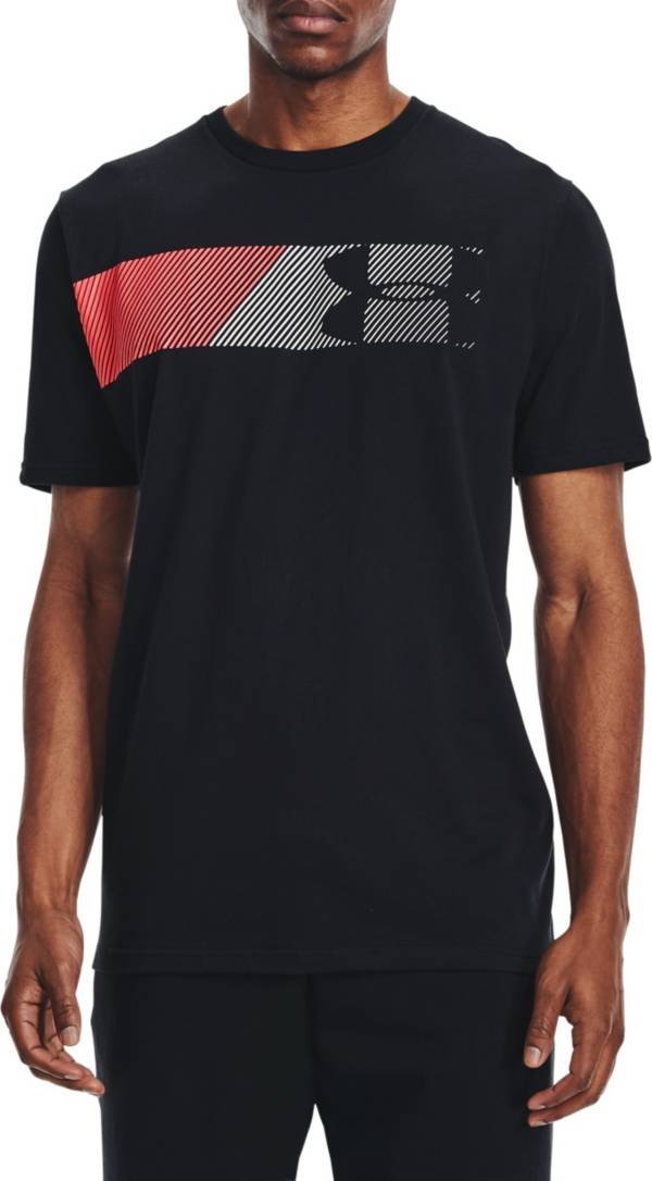 Under Armour Men's Fast Left Chest Logo Graphic T-Shirt product image